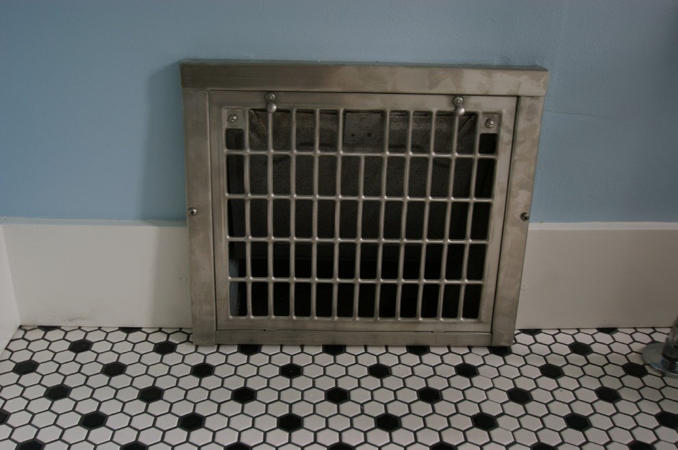 Burnside Bathroom by 8 Inch Nails Construction