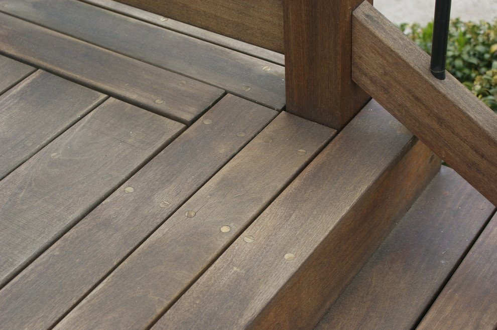 Church Deck by 8 Inch Nails Construction