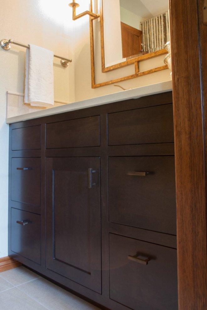 Playfair Bathroom by 8 Inch Nails Construction