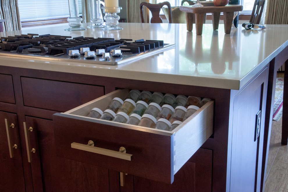 Playfair Kitchen by 8 Inch Nails Construction