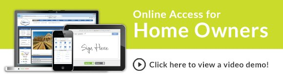 Online Access for Home Owners