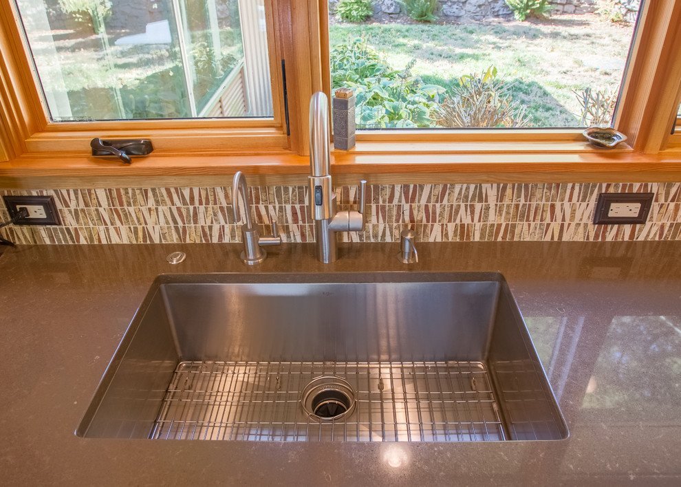 Fasulo Kitchen by 8 Inch Nails Construction