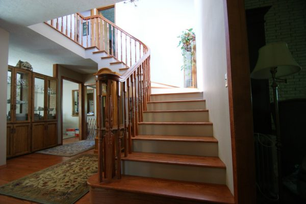 Pennington Handrail by 8 Inch Nails Construction