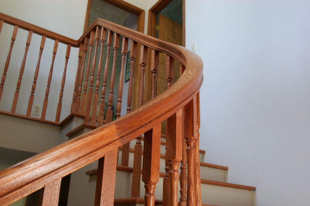 Pennington Handrail by 8 Inch Nails Construction